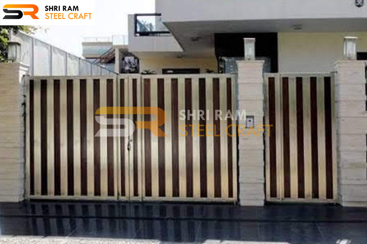steel main gates for houses