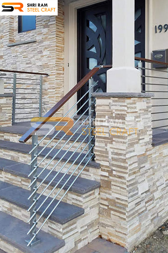 ss staircase railing