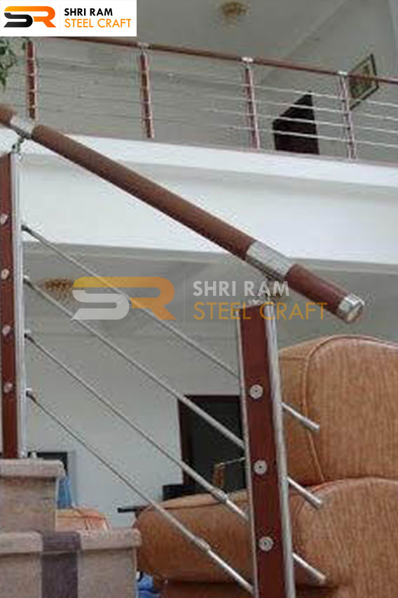 staircase railing ss
