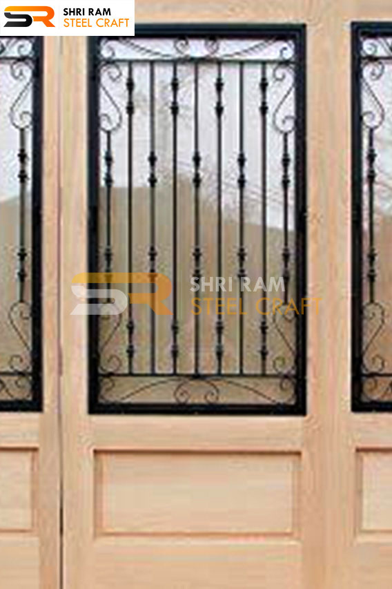 wrought iron grills for windows